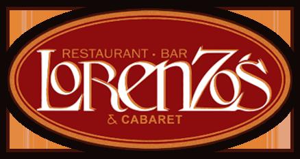 Restaurant, Staten Island, Logo Image - Lorenzo's Restaurant, Bar & Cabaret