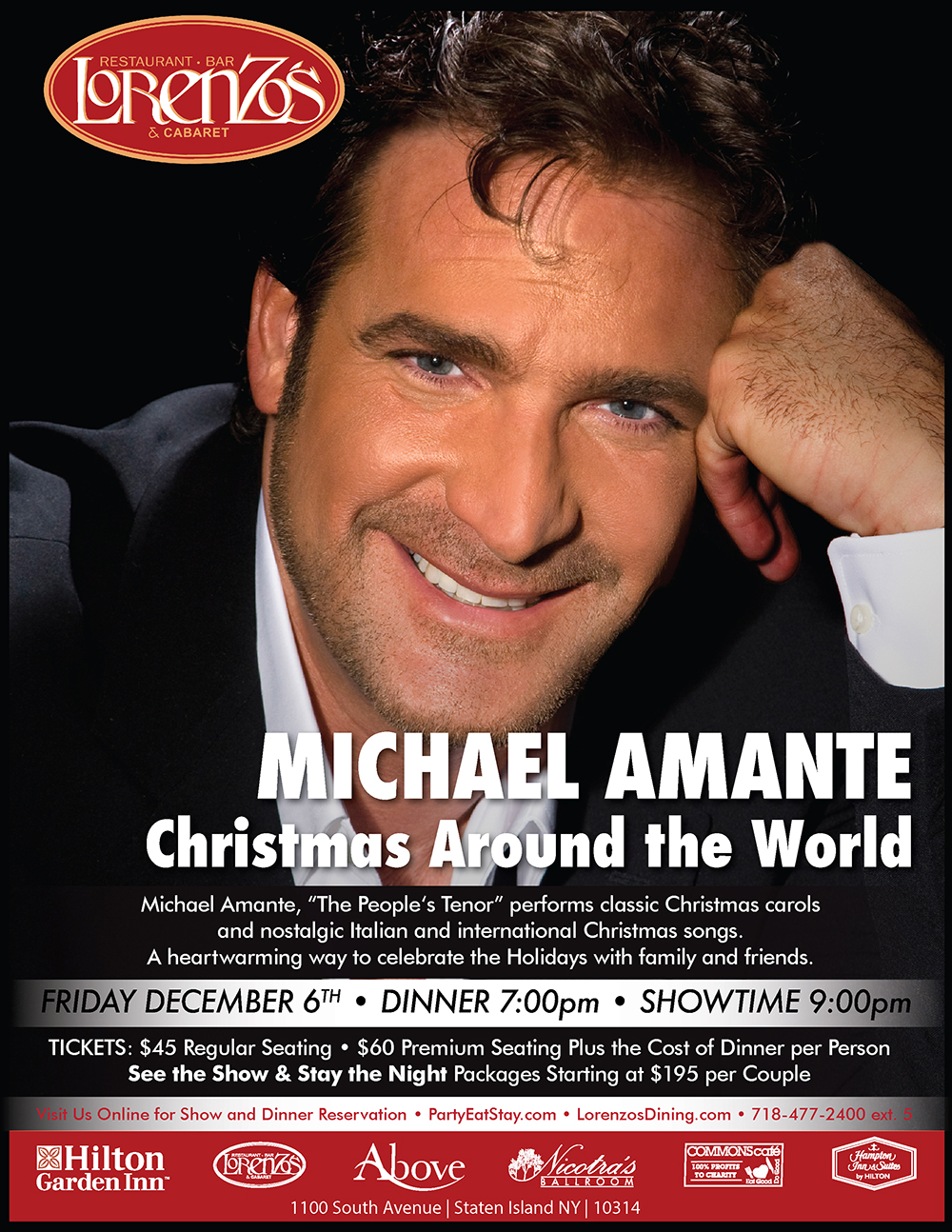 Michael Amante Christmas Around The World