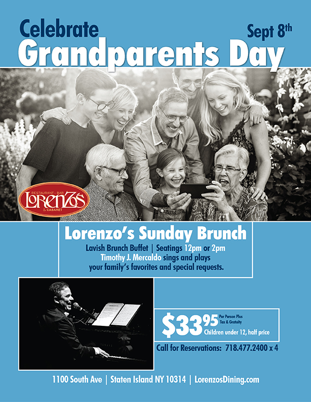 Grandparents Day - Sunday Brunch