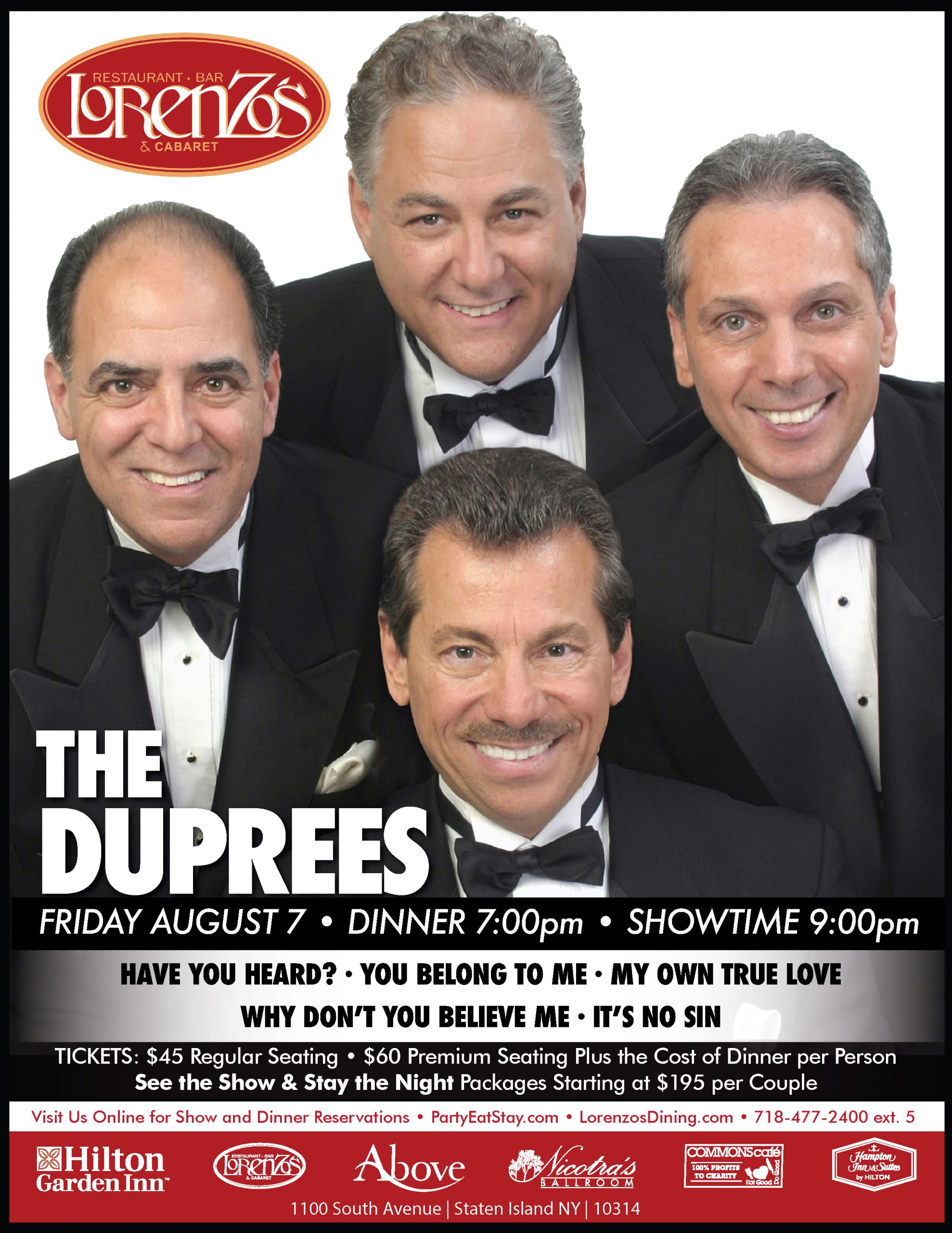 The Duprees