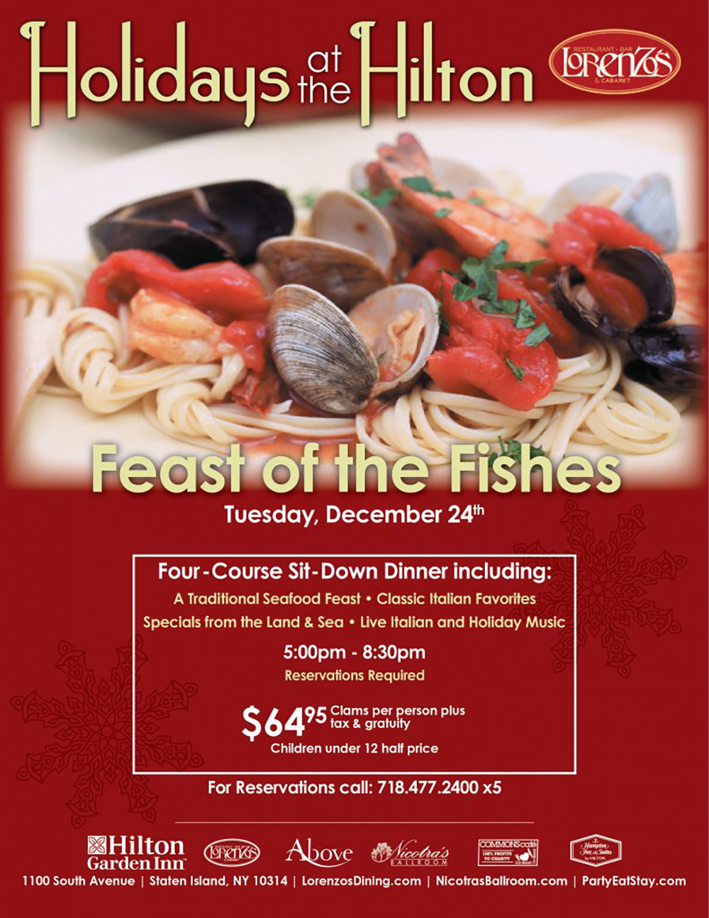 Feast of the Fishes