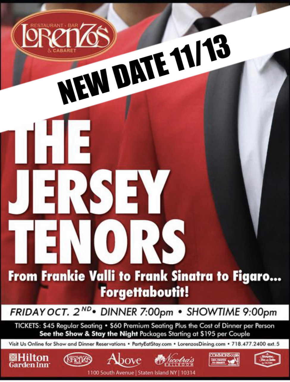 The Jersey Tenors
